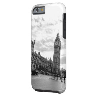 Avslappnaden beskådar av stora Ben Tough iPhone 6 Case