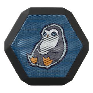 Avslappnande för ögabläck för pingvin sött stor svart bluetooth högtalare