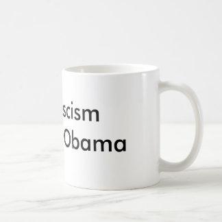 Avsluta Fascism Impeach Obama Kaffemugg