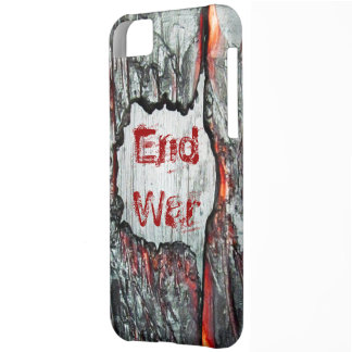 Avsluta krig iPhone 5C fodral