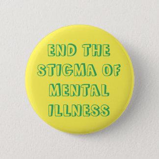 Avsluta stigmaen knäppas standard knapp rund 5.7 cm