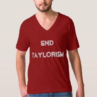 Avsluta Taylorism Tshirts