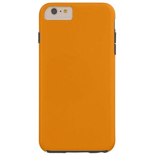 Avslutar den orange kicken för Tangerine kulört