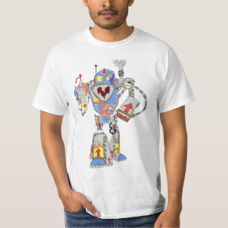 Awesomebot 5000 tee shirt