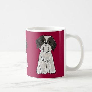 AY-, Shih Tzu mugg eller travel mug