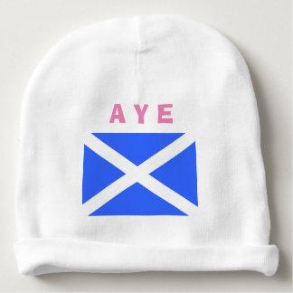 Aye för skotsk flicka för självständighetSkottland
