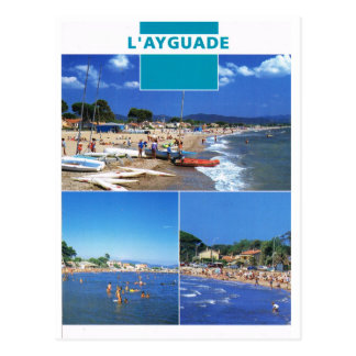 Aygarde Cote d'Azur Vykort