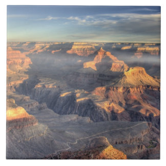AZ Arizona, grand Canyonnationalpark, södra 5 Kakelplatta