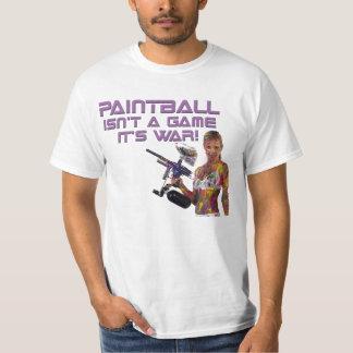 AZ-öknen tjaller Paintball T Shirt