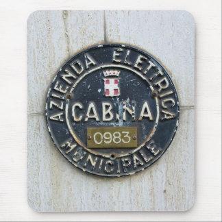 Azienda Electrica Municipale Cabina - Milano, Musmatta