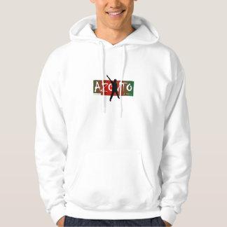 Azonto svettskjorta hoodie