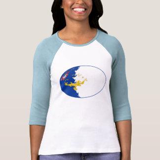 Azores Gnarly flaggaT-tröja