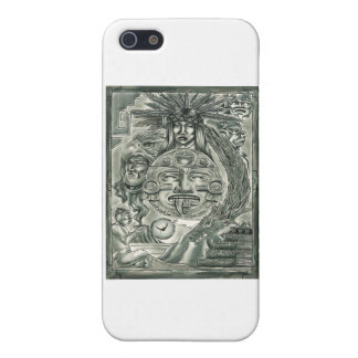 Aztec ande iPhone 5 skal