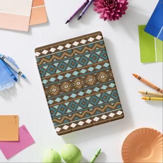 Aztec brunt för kräm för guld för extraktPtn III iPad Skydd