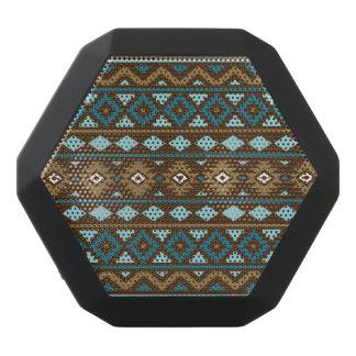 Aztec brunt för kräm för guld för extraktPtn III Svart Bluetooth Högtalare