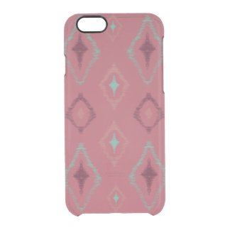 Aztec diamanttelefonfodral clear iPhone 6/6S skal