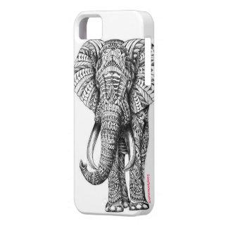 Aztec fodral för elefantiPhone 5 iPhone 5 Skydd
