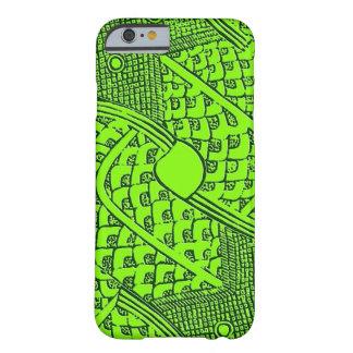 Aztec fodral för iPhone 6 för ormmönster knappt Barely There iPhone 6 Skal