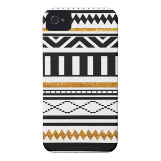 Aztec fodral iPhone 4 Case-Mate case