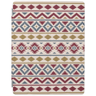 Aztec för blåttguld för extrakt III Ptn röd kräm iPad Skydd