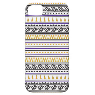 Aztec geometriskt Herringbonemönster iPhone 5 Skal
