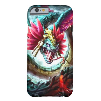 Aztec gud Quetzalcoatl Barely There iPhone 6 Skal