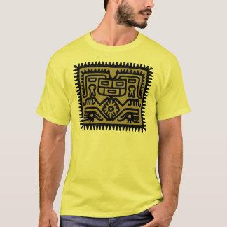 aztec hocker t shirt