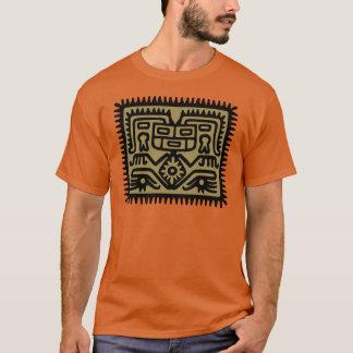 aztec hocker tshirts