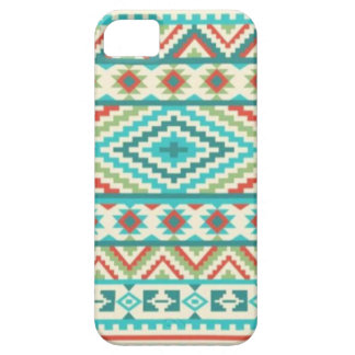 Aztec Iphone 5/5S fodral iPhone 5 Case-Mate Skal