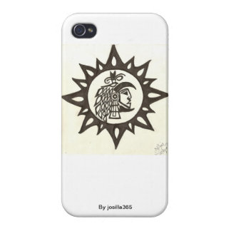 Aztec iphone case iPhone 4 fodral