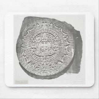 Aztec kalender 1862 mus mattor