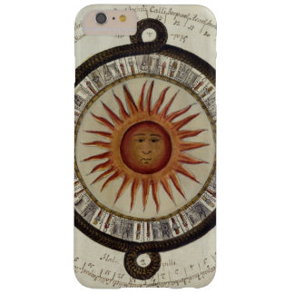 Aztec kalender barely there iPhone 6 plus fodral