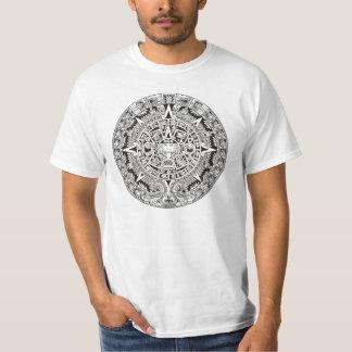 aztec kalender tshirts