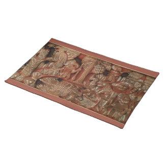 Aztec konstlättnad bordstablett