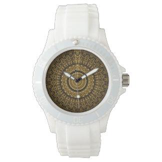 Aztec MandalasportChronometer Armbandsur