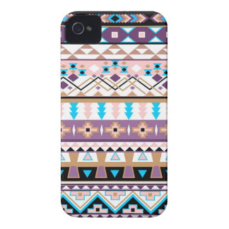 Aztec sommarmönster iPhone 4 case