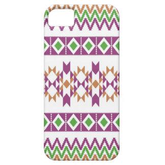 Aztec stam- motivmönster för Southwest iPhone 5 Skydd