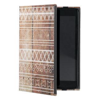 Aztec stam- trä för vintage iPad mini skal