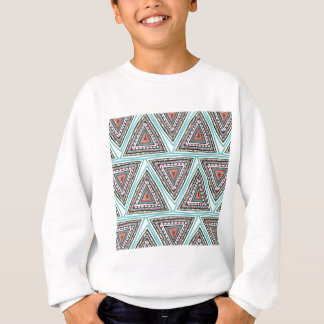 Aztec trianglar tröjor