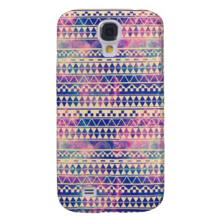 Aztec tryck galaxy s4 fodral