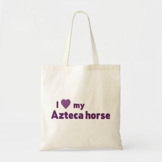 Azteca häst tygkasse