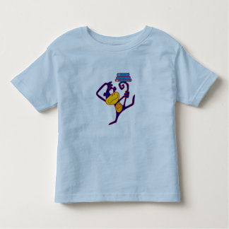 B är för den skräddarsy bibliofilen - tee shirt