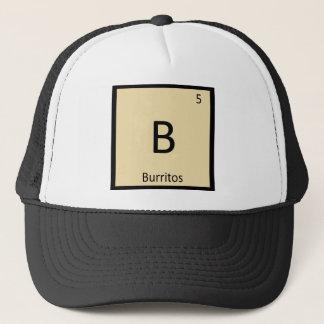 B - Bord för mexicansk kemi för Burritos Keps