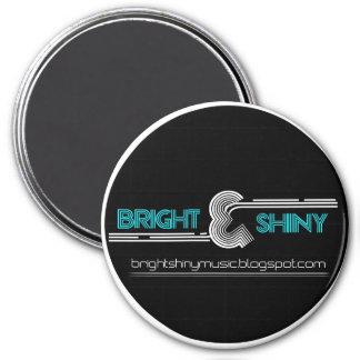 B&S-logotypmagnet Magnet