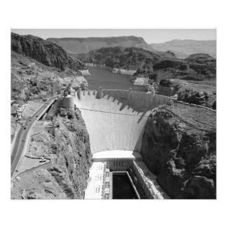 B&W-dammsugarefördämning 3 Fototryck