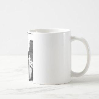 B&W min dam 2 Kaffemugg