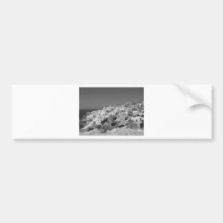 B&W Santorini 10 Bildekal