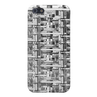 Babbage skillnadmotor iPhone 5 fodraler