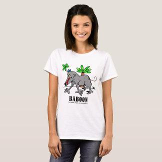 Baboon vid Lorenzo kvinna T-tröja Tee Shirt