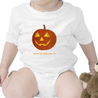 Baby 1st Halloween 2012 Tee Shirt